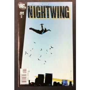 Nightwing (1996) #124 VF Jock Cover