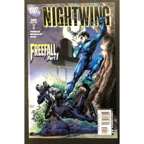 Nightwing (1996) #140 VF- Rags Morales Cover