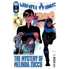 Nightwing (2016) #82 VF/NM Bruno Redondo Regular Cover