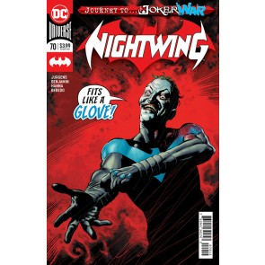 Nightwing (2016) #70 VF/NM 2nd Printing Variant Cover Joker