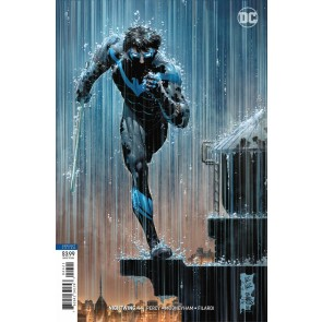 Nightwing (2016) #44 VF/NM 	John Romita Jr Variant Cover DC Universe