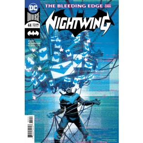 Nightwing (2016) #44 VF/NM Declan Shalvey Cover DC Universe