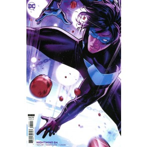 Nightwing (2016) #84 VF/NM Jamal Campbell Variant Cover