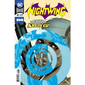 Nightwing (2016) #49 VF/NM Mike Perkins Cover DC Universe