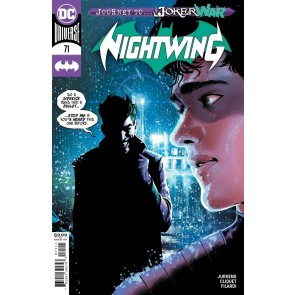 Nightwing (2016) #71 VF/NM Travis Moore Cover