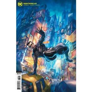 Nightwing (2016) #69 VF/NM Alan Quah Variant Cover DC Universe