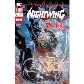 Nightwing Annual (2019) #2 VF/NM Dan Jurgens