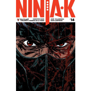 Ninja-K (2017) #14 VF/NM Kano Valiant