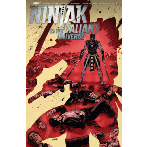 Ninjak Vs. the Valiant Universe (2018) #4 of 4 VF/NM Brian Level Cover Valiant