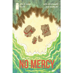 No Mercy #13 VF/NM Image Comics