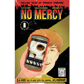NO MERCY (2015) #6 VF/NM IMAGE COMICS