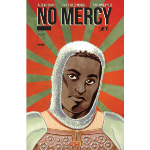 NO MERCY (2015) #7 VF/NM IMAGE COMICS