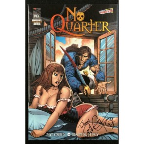 No Quarter (2009) #0 NM- NYCC Exclusive Rich Bonk Signed w/ COA Zenescope