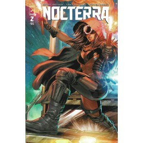 Nocterra (2021) #2 VF/NM One 1 Per Store Overship Thank You Variant Image Comics