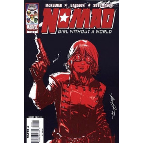 NOMAD: GIRL WITHOUT A WORLD #1 VF/NM CAPTAIN AMERICA