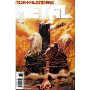 NORTHLANDERS #34 VF+ - VF/NM VERTIGO