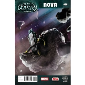 "Nova (2013) #28 VF/NM-NM Orphans Cheeps Cover ""Black Vortex"" Chapter 8"
