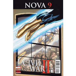 Nova (2015) #9 VF/NM Humberto Ramos Cover