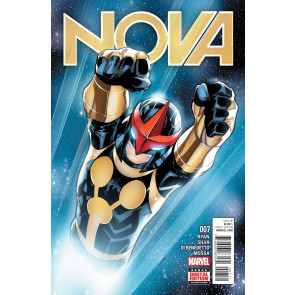 Nova (2015) #7 VF/NM Humberto Ramos Cover