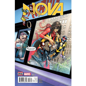 Nova (2015) #3 VF/NM Humberto Ramos Cover
