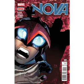 Nova (2015) #5 VF/NM Humberto Ramos Cover