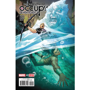 Occupy Avengers (2016) #2 VF/NM