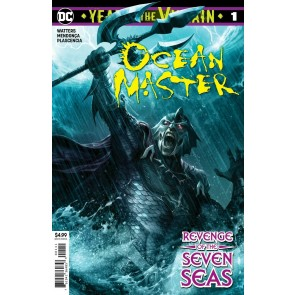 Ocean Master: Year of the Villain (2019) #1 VF/NM
