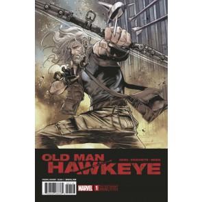 Old Man Hawkeye (2018) #1 VF/NM 3rd Printing