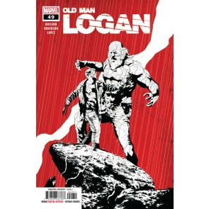 Old Man Logan (2016) #49 VF/NM