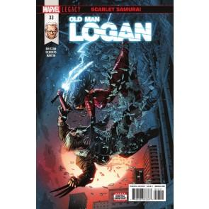 """Old Man Logan (2016) #33 VF/NM """"Scarlet Samurai"""""""