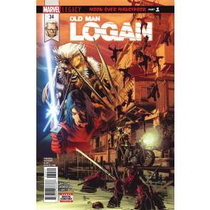 Old Man Logan (2016) #34 VF/NM
