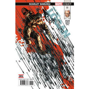 Old Man Logan (2016) #32 VF/NM