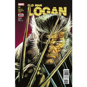 Old Man Logan (2016) #39 VF/NM Mike Deodato