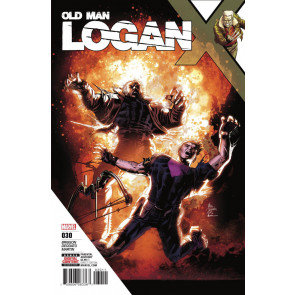 Old Man Logan (2016) #30 VF/NM Hawkeye