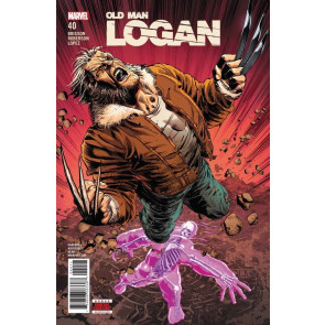 Old Man Logan (2016) #40 VF/NM