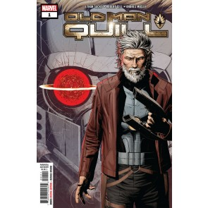 Old Man Quill (2019) #1 VF/NM Guardians of the Galaxy