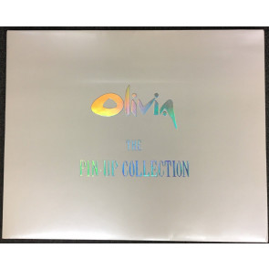 Olivia Pin-up Collection 12 color plates each measure 16x20 signed from 1993