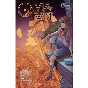 Olivia Twist (2018) #1 of 4 VF/NM Dark Horse Comics