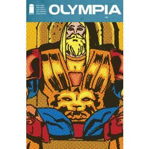 Olympia (2019) #1 VF/NM Alex Diotto Image Comics