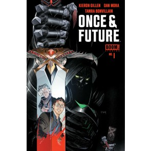 Once & Future (2019) #1 VF/NM-NM Dan Mora Cover SOLD OUT Boom!
