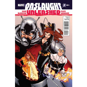 ONSLAUGHT UNLEASHED (2011) #2 OF 4 VF/NM