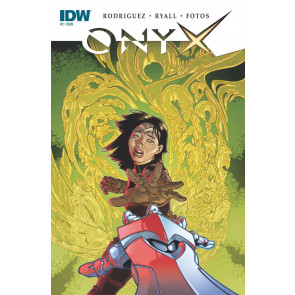 ONYX (2015) #2 VF/NM IDW