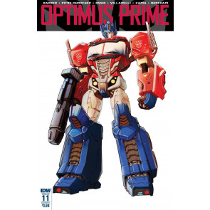Optimus Prime (2016) #11 VF/NMAndrew Griffith Transformers IDW