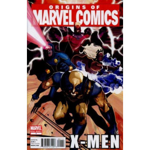 ORIGINS OF MARVEL COMICS: X-MEN (2010) #1 VF/NM UNCANNY LEGACY