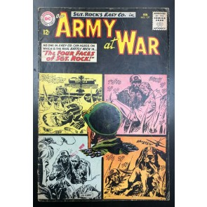 Our Army at War (1952) #127 FR (1.0) Sgt. Rock