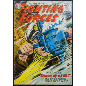 OUR FIGHTING FORCES #11 FN-