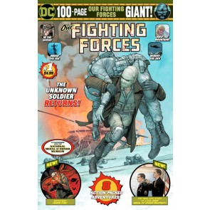 Our Fighting Forces Giant (2020) #1 VF/NM Mikel Janin Cover