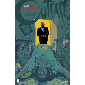 Outcast (2014) #32 VF/NM Kirkman Azaceta Image Comics