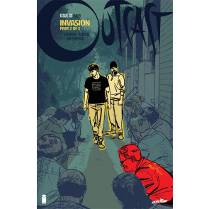 Outcast (2014) #33 VF/NM Kirkman Azaceta Image Comics