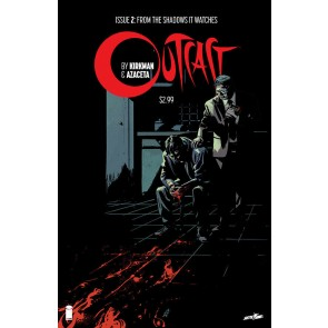 Outcast by Kirkman & Azaceta (2014) #2 VF/NM Image Comics